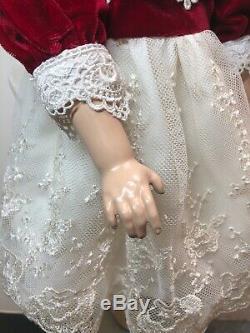16 Antique Repro German S&H 719 Porcelain Adorable Blonde By JoAnn Adkins #B