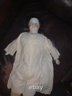 1800s porcelain doll