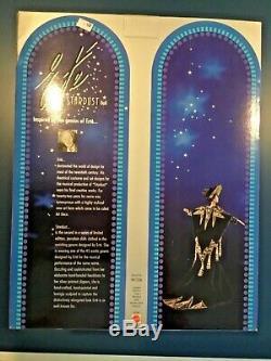 1996 ERTE STARDUST BARBIE VINTAGE 2nd SERIES LIMITED EDITION PORCELAIN DOLL NIB