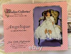 2002 Angelique Donna RuBert & Rustie Porcelain 34 Doll Her Little Highness