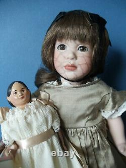 2003 Wendy Lawton GABRIELLE and her GREINER 14 Doll #101/250 MIB with COA