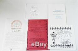 ANTIQUE REPRODUCTION KESTNER 237 10in FULL PORCELAIN PATRICIA LOVELESS DOLL NRFB