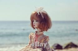 Adela. Handmade doll, Boudoir Collectible Art Doll, Vintage Doll, Antique doll