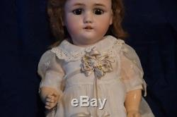 Antique #1349 Dressel Simon & Halbig Doll Porcelain, German Vintage Baby Doll