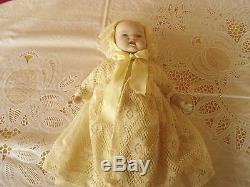 Antique 7 Inchs Porcelain Doll