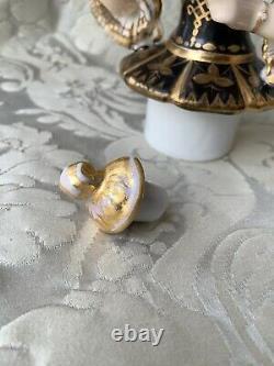 Antique French Paris Porcelain Teapot Warmer/veilleuse/tisanière/jacob Petit