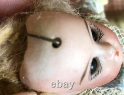 Antique Late 1700-1900 Porcelain Doll
