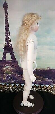 Antique Reproduction Huret Davida Dior Porcelain Doll