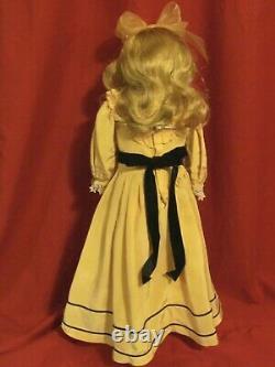 Antique Very Old Kestner Porcelain Bisque & Leather Germany 154 Signed Doll 20