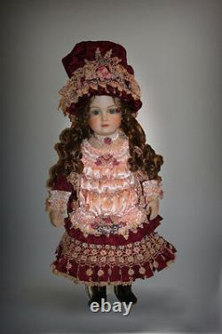 Artist Proof Rare H French Porcelain Museum Quality Doll by Patricia Loveless
