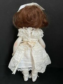 Artist Reproduction All Porcelain French Mignonette Doll by Cathy Hansen