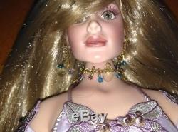 Beautiful Vintage Donna Rubert AEL Collectible Doll 2006