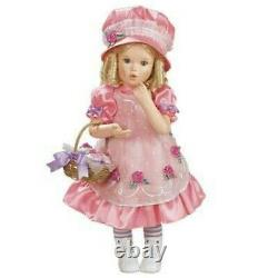 Danbury Mint Cupcake Porcelain Doll By Elke Hutchens