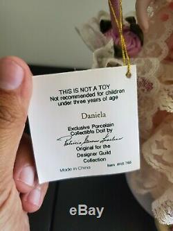 Daniela by Pat Loveless for Designer Guild 18 Antique Porcelain Doll 65/2000