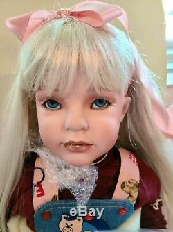 Danielle by Donna Rubert 24 Porcelain Doll