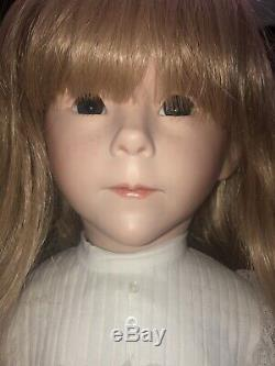 Dianna Effner, Willow, 24, Porcelain Doll, Rare