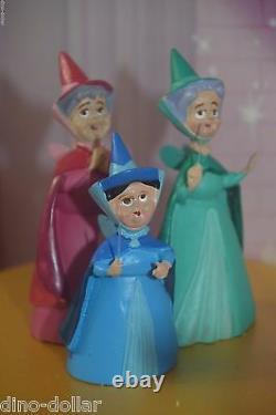 Disney Princess 12 Aurora Porcelain Doll Brass Key Keepsakes
