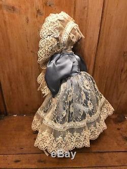 Elenora Skull Headed Reworked Vintage Doll GOTHIC OOAK