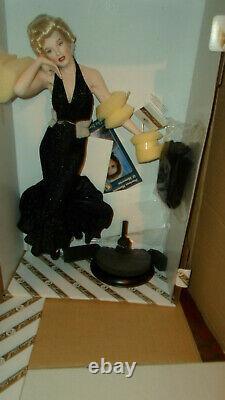 Eternally Marilyn Franklin Mint Marilyn Monroe Porcelain Doll LAST ISSUE NIB