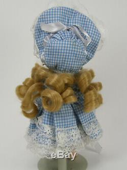 GOOGLY EYE Doll GERMAN Bisque KESTNER Side Glance 8 JDK 165.5 Artist Rosie 1980