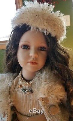 Goldenvale 1-3000 Vintage Porcelain Doll 26