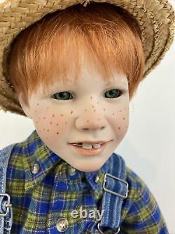 Hanna Nissen by John Nissen Otto Lindemann Doll Boy With Braces 30