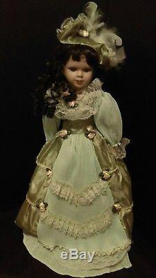 Haunted Antique/vintage Porcelain Spirit Dolldemonic Paranormal Activity