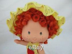 Htf 2003 Danbury Mint Porcelain Apple Dumplin Doll