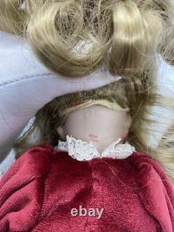 Kestner J. D. K #221 Googly Eye Germany Bisque Porcelain 10 Doll Rsvp Repro