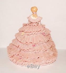 Lady Tara Antique Vintage Porcelain Handmade Doll Figurine Statue Collectible