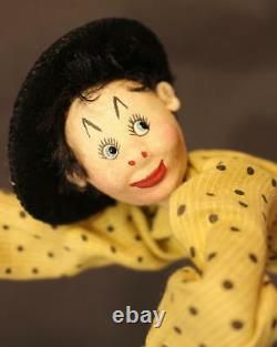 MATCHED PAIR OF SPANISH DANCER DOLLS by KLUMPE