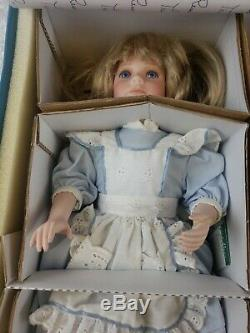 Masterpiece Gallery Thelma Resch Trio Storybook Dolls VINTAGE WYC-003