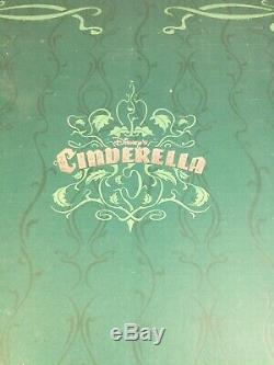 NEW DISNEY CINDERELLA STEPSISTER ANASTASIA PORCELAIN KEEPSAKE DOLL 19 Vintage