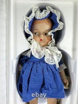 Nib Effanbee Doll 1988 Patsy Porcelain 91300 Gallery Collection 14 839/5000