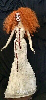 OOAK Scary Haunted Creepy Horror Gothic Halloween Art DollABBE¥S CREEP¥ DOLLS