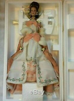 Orange Pekoe Barbie Victorian Tea Porcelain Collection