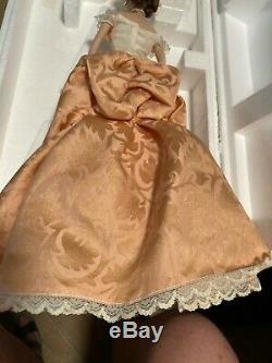 Orange Pekoe Barbie Victorian Tea Porcelain Collection 2111/4000 #25507