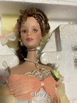 Orange Pekoe Barbie Victorian Tea Porcelain Collection 3041/4000 #25507