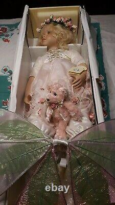 Palmary Collection Three Heart Doll LE 62/750 Porcelain Jenny Doll