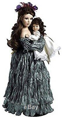 Paradise Galleries(sold out everywhere!) Porcelain Doll Mother Earth