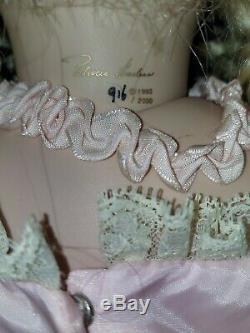Pat Loveless Victorian Jumeau Antique Reproduction Porcelain 28 Twins 2 Dolls