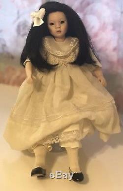 Pauline Bjonnes-Jacobsen (2) Vintage Asian Porcelain Dolls Vtg Limited Edition