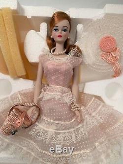 Plantation Bell 1964 Barbie Doll Redhead Porcelain 1991 Mattel Vintage Nib Nrfb