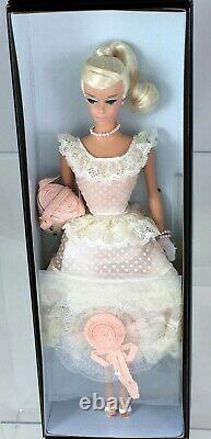 Plantation Belle Barbie Gold Label Collector 2004 Blonde Vintage Repro NRFB