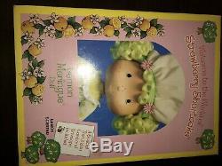 Porcelain Strawberry Shortcake Doll Danbury Mint Ssc Vintage CollectibleFULL SET