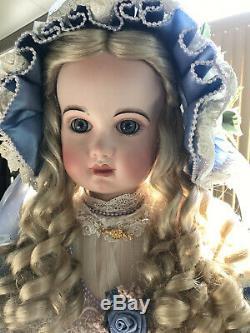Porcelian Vintage Doll, Anna Nicole by Patricia Loveless