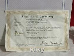 RARE 60th Anniversary PATSY Porcelain 1988 Effanbee FB9312 Patsy BOY (F20)