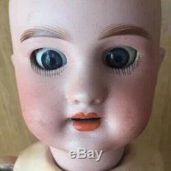 +++ RARE Sublime Old Vintage Toy poupee ancienne tete porcelaine DEP Jumeau +++