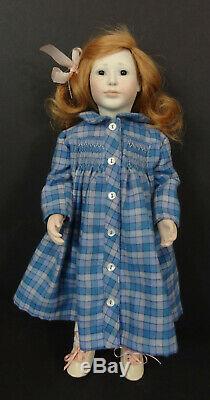 RARE Vintage Emily Porcelain Artist Doll by Lynnette & Michael Roche