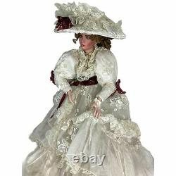 Rare Rustie Doll Limited Edition Victorian Lady Doll 1999 71/400